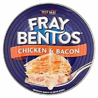 Fray Bentos Chicken & Bacon Pie