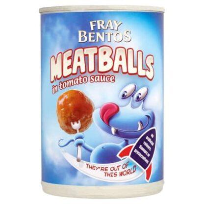 Fray Bentos Meatballs in Tomato Sauce