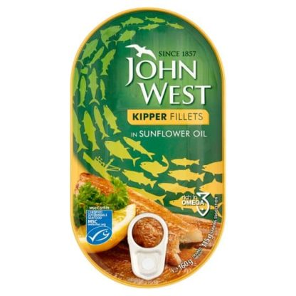 John West Kippers In Oil 160G