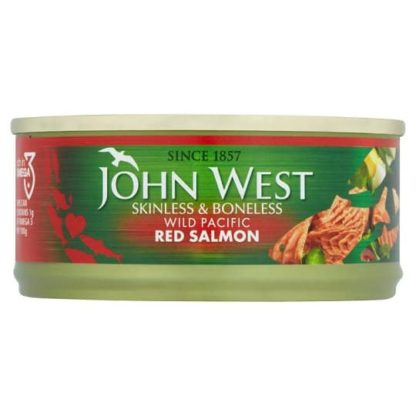 John West Infusions Salmon Sweet Chilli 80G