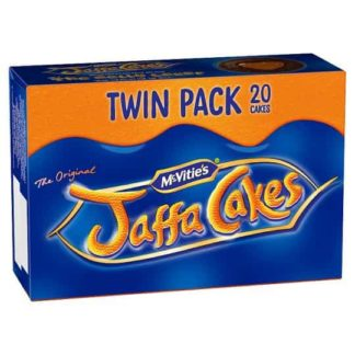 Mcvities Jaffa Cakes Twin Pack