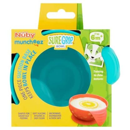 Nuby Spoon and plate