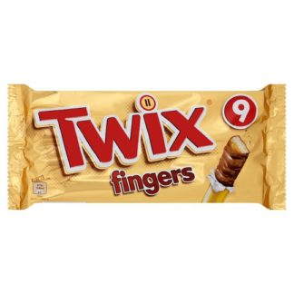 Twix Biscuit 9 Pack 207G
