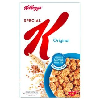 Kelloggs Special K Original Cereal 500G