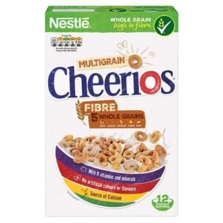 Nestle Cheerios Multigrain Cereal 375G