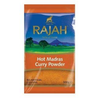 Rajah Hot Madras Curry Powder