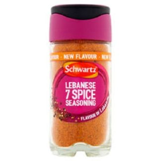 Schwartz Lebanese 7 Spice Seasoning