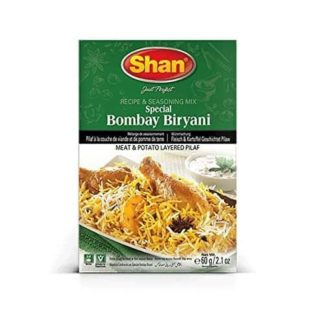 Shan Bombay Biryani Spice