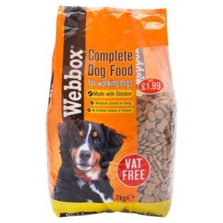 Dog Dry Food Bulk