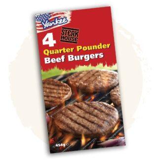 Burgers & Sausages