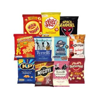 Crisps, Nuts & Snacks